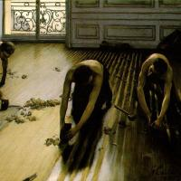 Gustave Caillebotte and the Second Impressionist Exhibition of 1876.