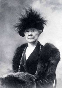 Mary Cassatt (American, 1844 –1926) in later years.