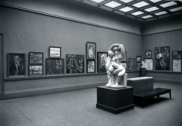 Armory Show, Art Institute of Chicago, March 24–April 16, 1913.