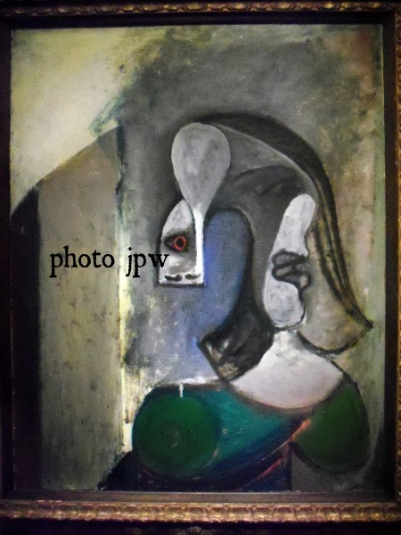 Picasso Head of Woman (Dora Maar) 1939