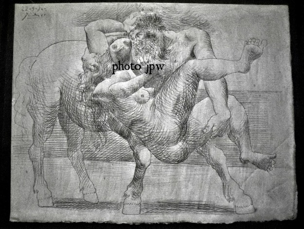 nessus-and-deianira-juan-les-pins-september-22-1920-graphite-on-papere-with-white-ground