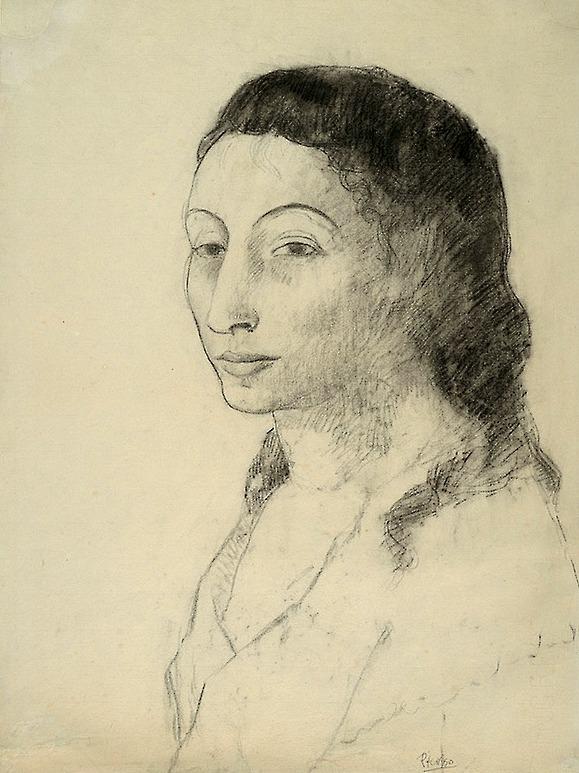 Picasso, Fernande Olivier, summer 1906