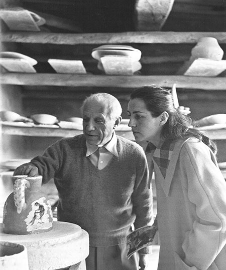 picasso-gilot-madoura-pottery