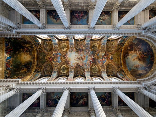 Royal Chapel Versailles