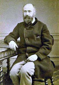 Louis Martin (1823 –1894), father of Saint Thérèse of Lisieux.