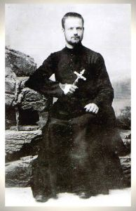 In 1896 Father Adolphe Roulland (1870-1934) of the Society of Foreign Missions asked the Carmel of Lisieux for a