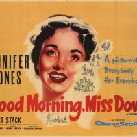 "Jennifer Jones is Miss Dove in Twentieth Century-Fox's ""Good Morning, Miss Dove!"""