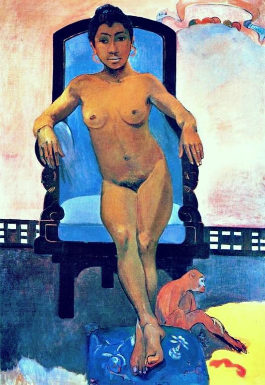 040339_Gauguin_Aita Parari Te Tamari Vahine Judith NEW FIXED