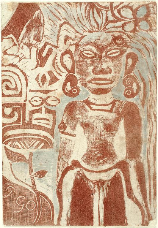 #3 TAHITIAN IDOL-THE GODDESS HINA