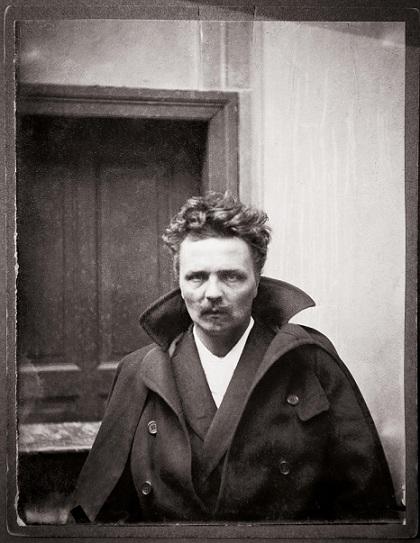 August-Strindberg-self-portrait-1892-1893-©-National-Library-of-Sweden
