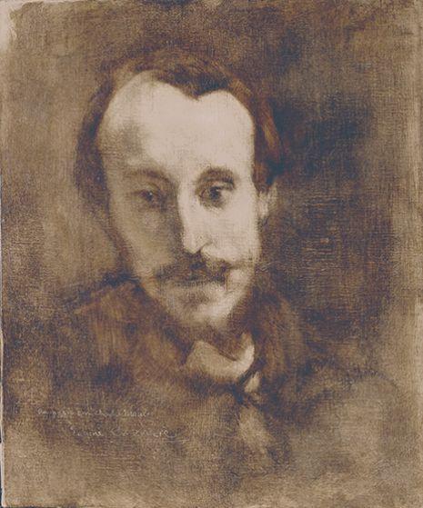 charles morice 1893 Eugene Carriere