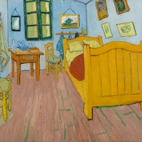 ART REVIEW: Van Gogh's Bedrooms, The Art Institute of Chicago, February 14 to May 10, 2016.