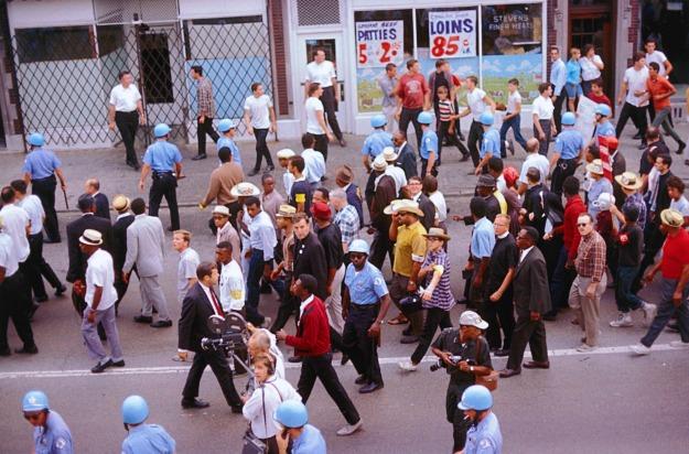 MLK Marquette Park August 5 1966