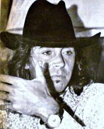 Gato Barbieri in 1970.