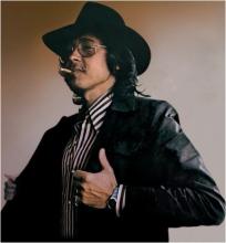 Gato Barbieri in 1972.