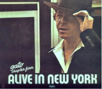 """Barbieri recorded a handful of albums on the Flying Dutchman label in the early 1970s and then signed with Impulse where he recorded his classic """"Chapter Series"""" - Latin America, Hasta Siempre, Viva Emiliano Zapata and Alive in New York."""