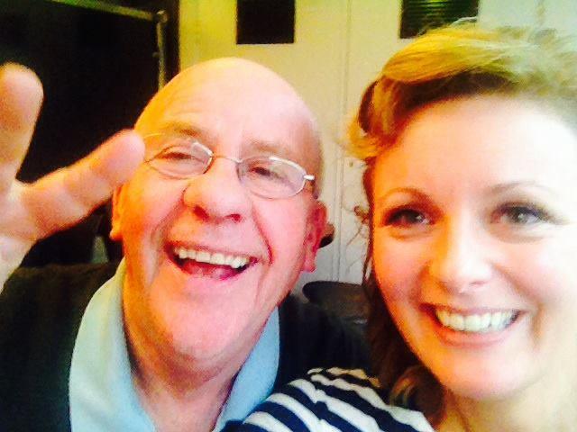 craicing-selfie-with-sean-ban-breathnach