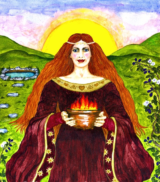 St. Brighid of Ireland