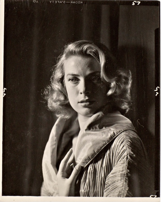 Grace Kelly, 1954 PHILIPPE HALSMAN