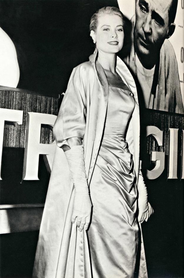 Grace Kelly, December 29, 1954.
