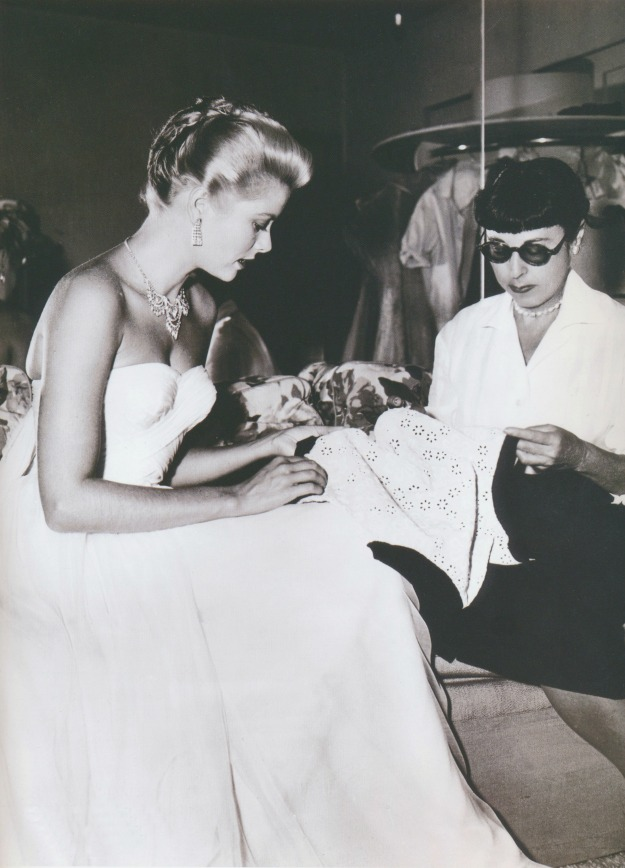 Grace and Edith Head To Catch A Thief