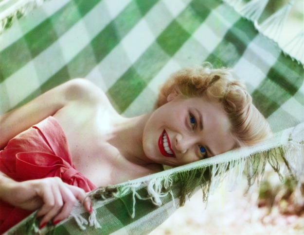 Grace in NYC 1950