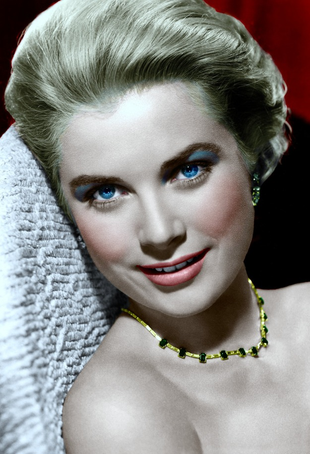 1955 portrait during her Hollywood years