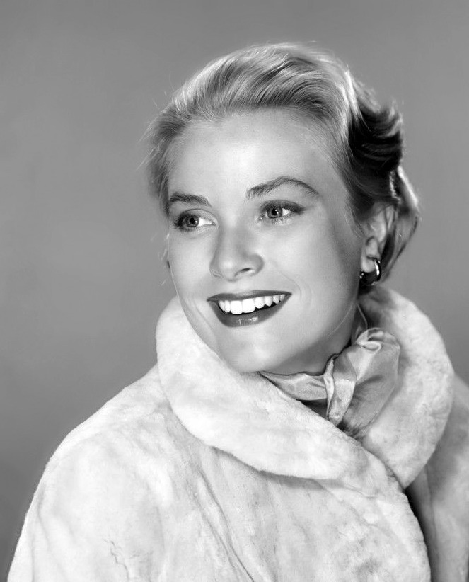 Grace Kelly in 1956.