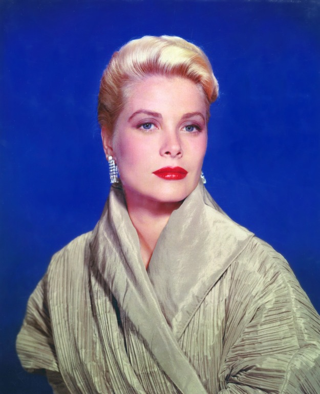 Grace Kelly by Bud Fraker