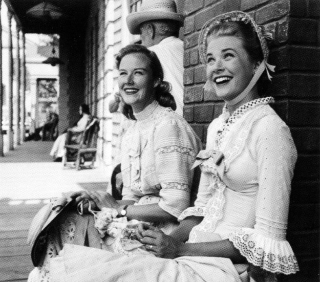 Grace and Dorothy Towne High Noon