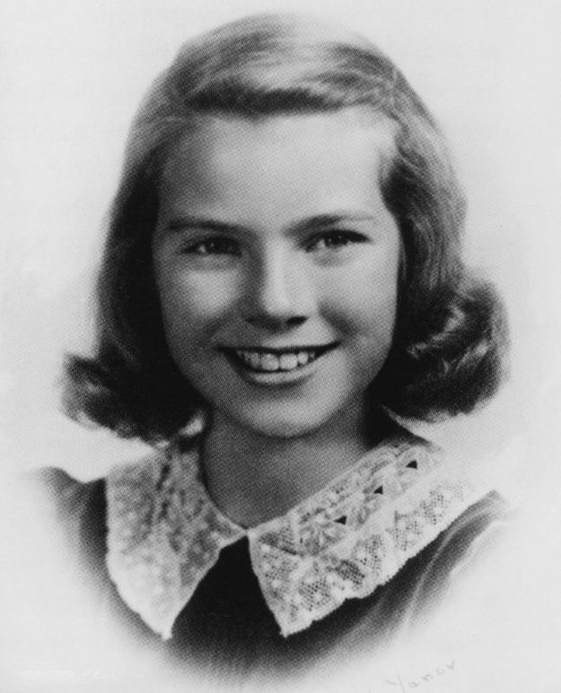 Grace in 1941.