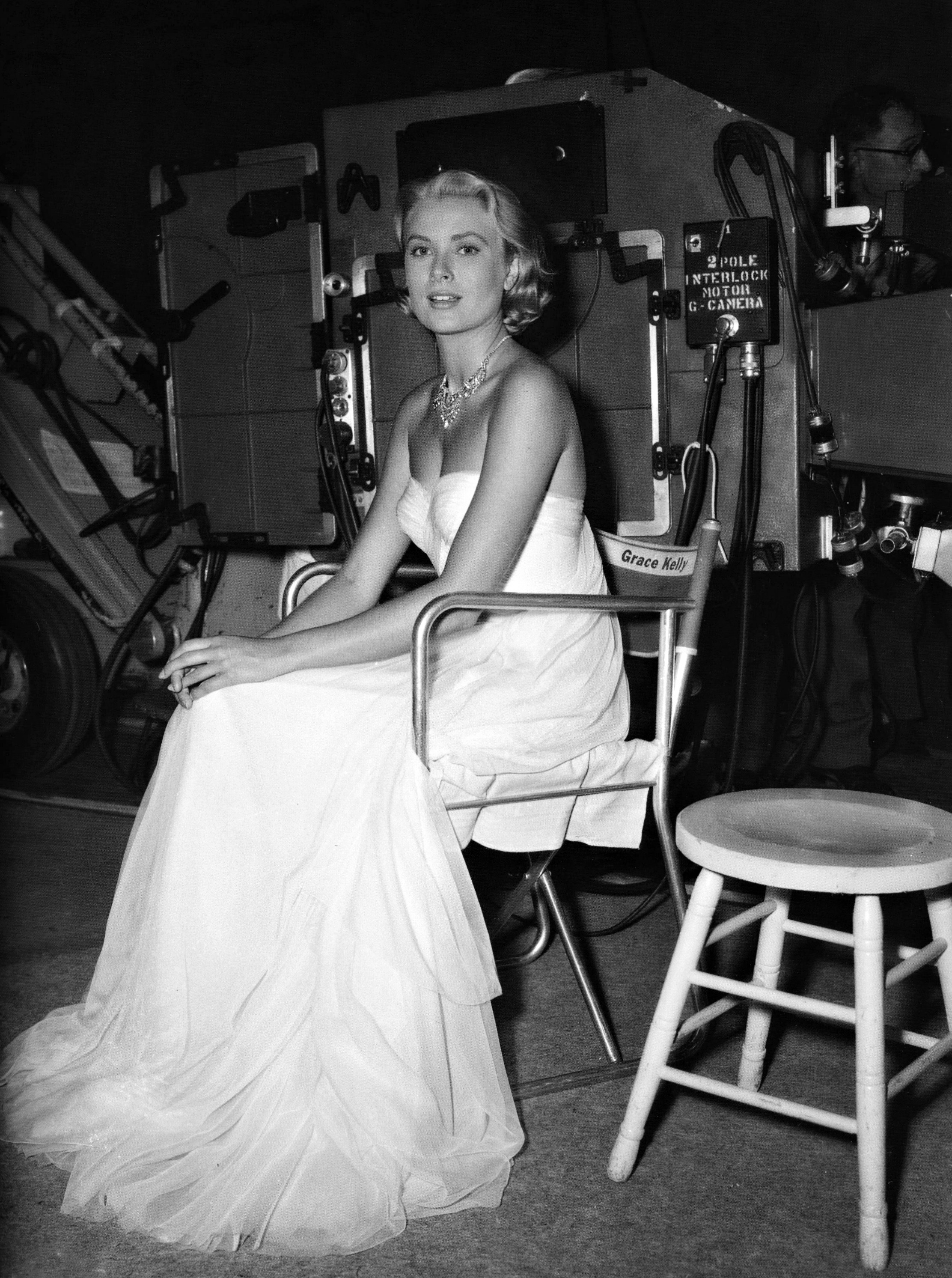 Grace Kelly at Paramount