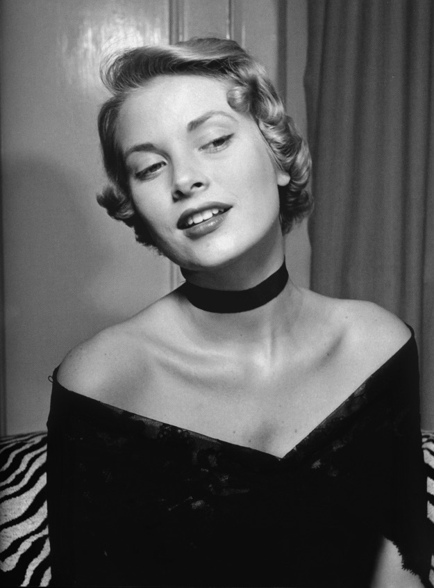 Grace Kelly in 1948