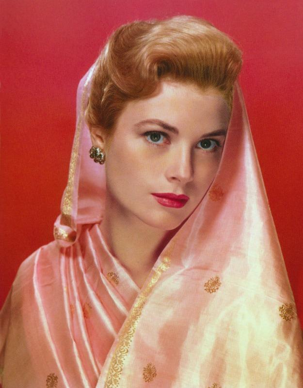 Grace Kelly MGM portrait