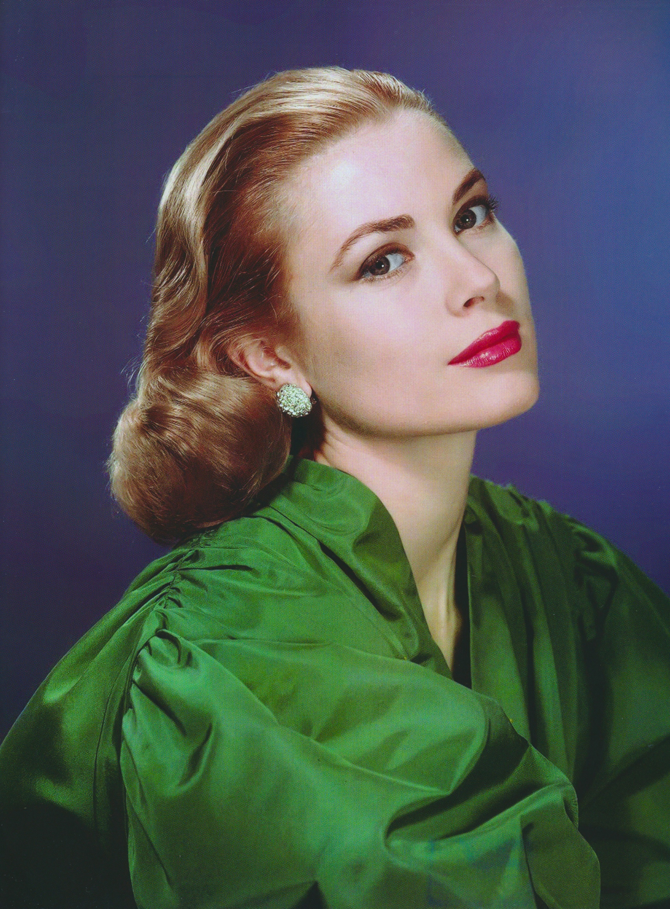 Grace Kelly MGM publicity photo The Swan