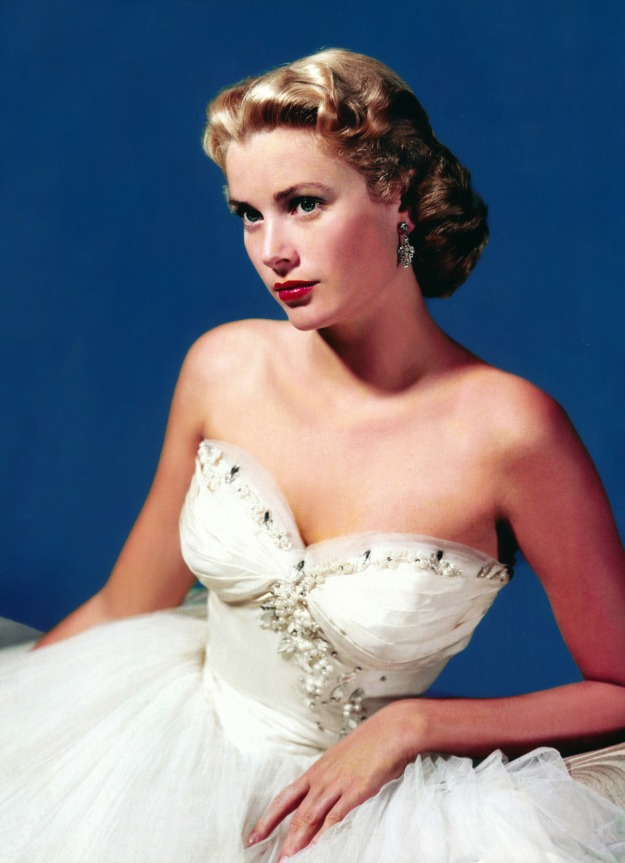 Grace Kelly was Hitchcock's Muse
