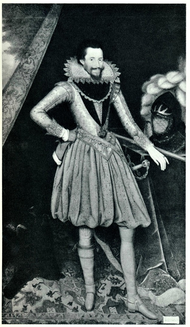 Gheeraerts the Younger, Ulrik, Duke of Schleswig-Holstein, 1614.