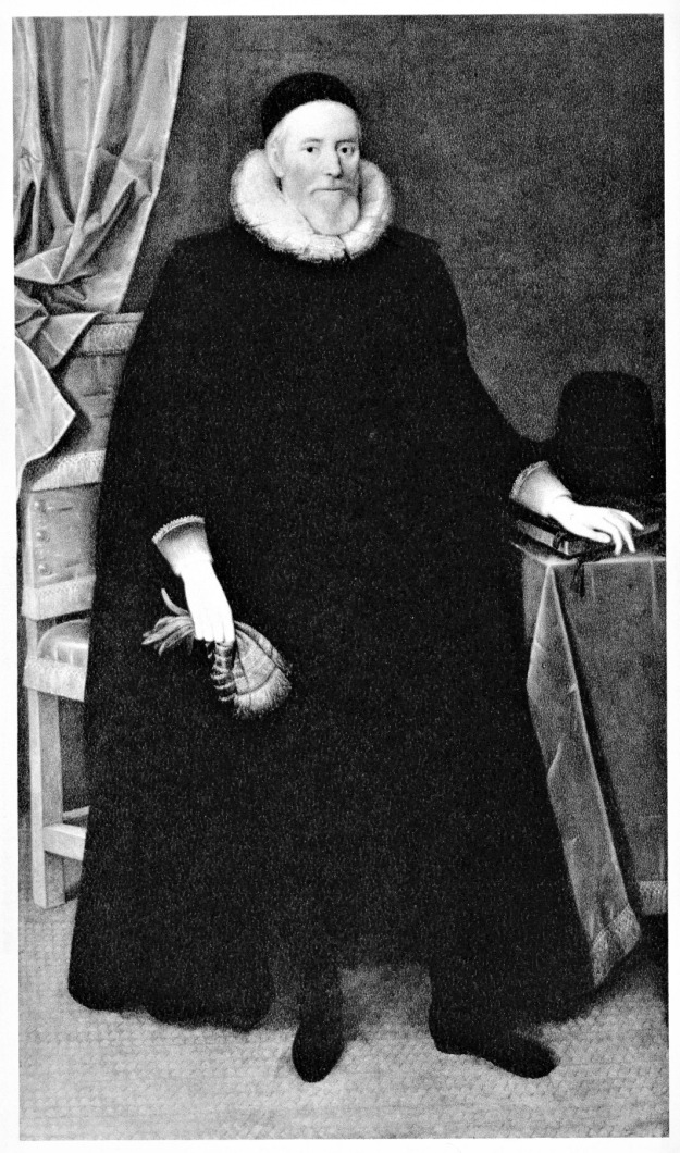 Gheeraerts the Younger, Sir Henry Savile, 1621.