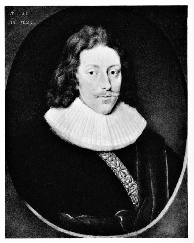 Gheeraerts the Younger, Charles Hoskins, 1629.