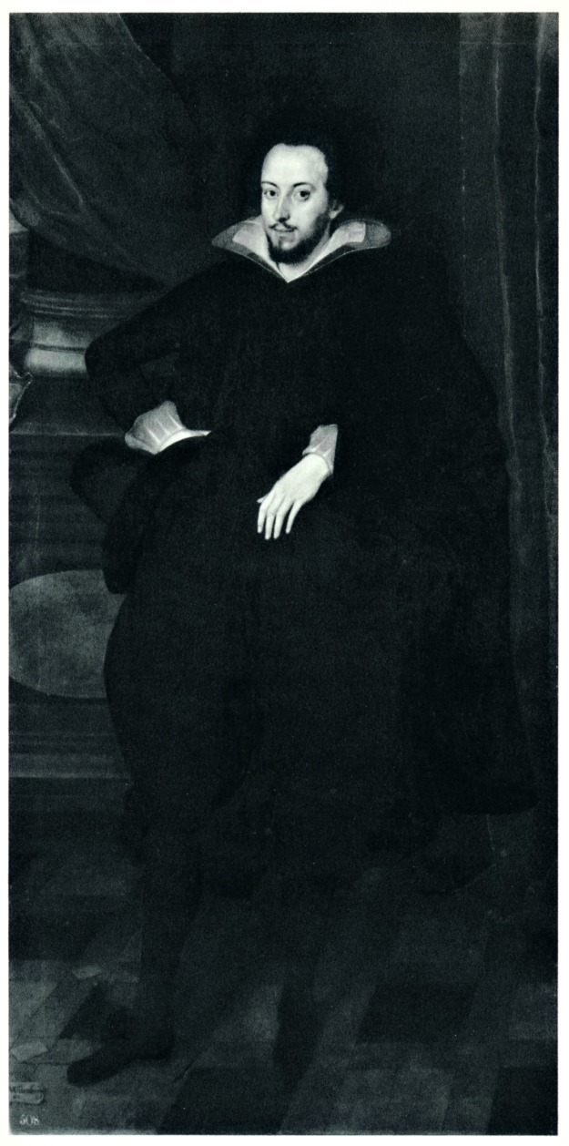 Marcus Gheeraerts The Younger, Louis Frederick, Duke of Württemberg, 1608.