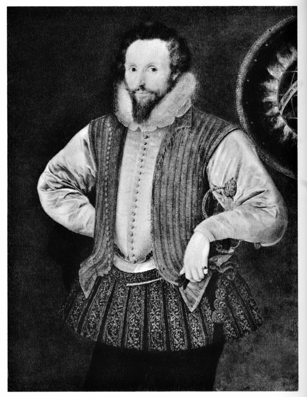 Marcus Gheeraerts the Younger, Michael Dormer, mid 1590s.