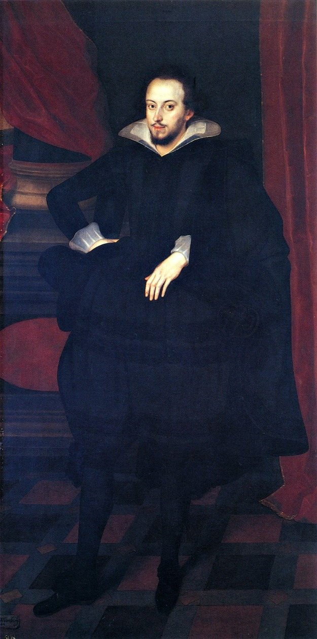 Louis Frederick, Duke of Württemberg, 1608.
