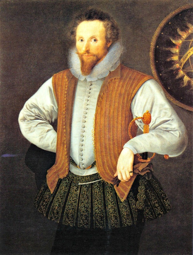Michael Dormer, mid 1590s.