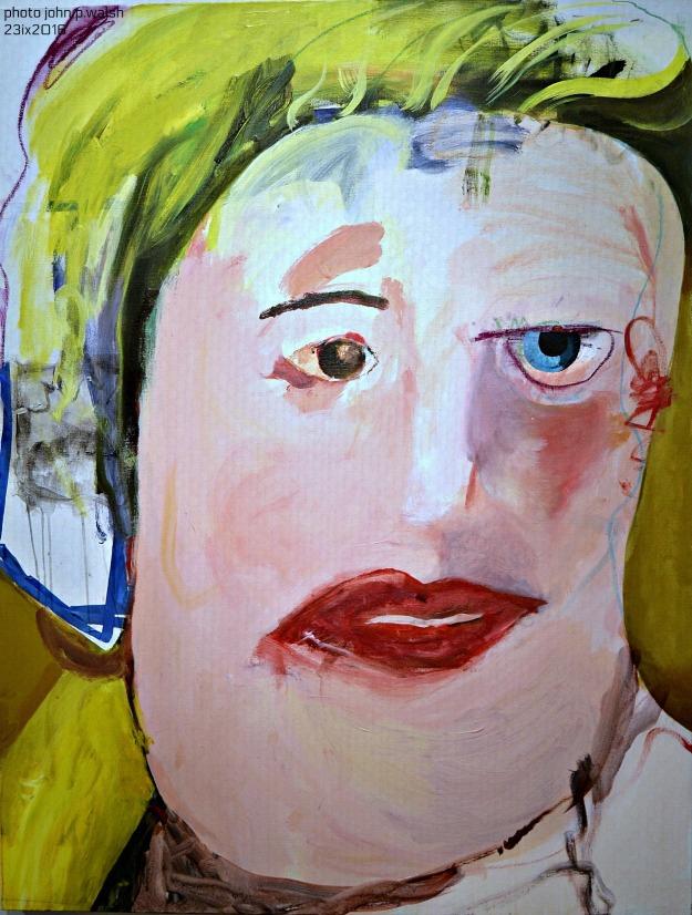 Margot Bergman, Agnes, 2016.
