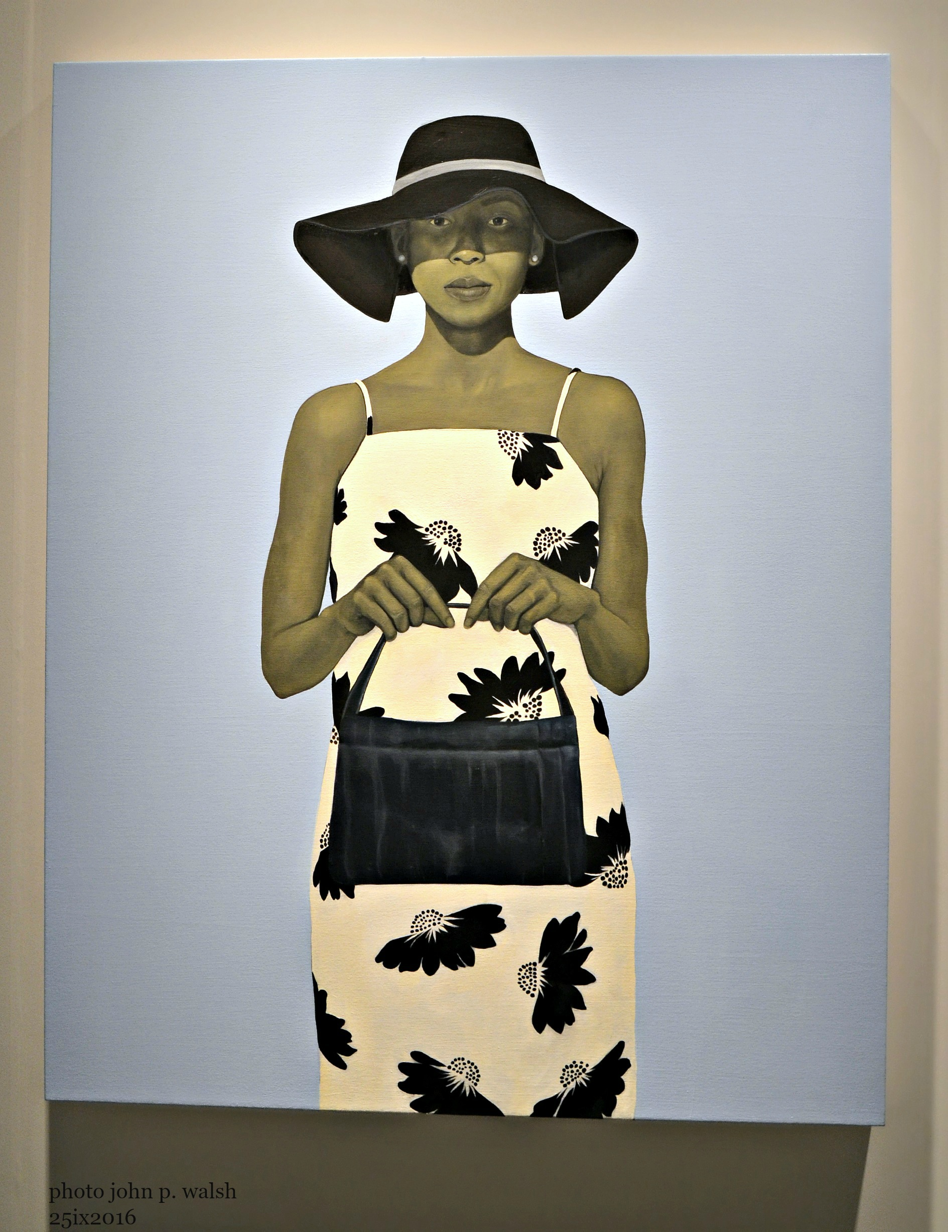 Amy Sherald, Monique Meloche Gallery.