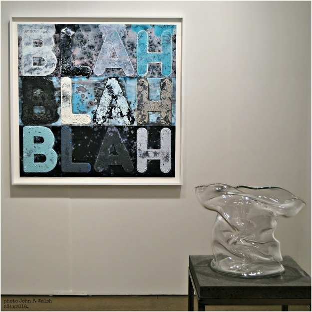 Mel Bochner and Aloyson Shotz.