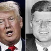 On Trump's North Korea Crisis (2017) and Kennedy's Cuban Missile Crisis (1962).