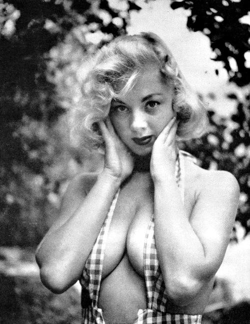 Dane Arden Escapade magazine, 1956