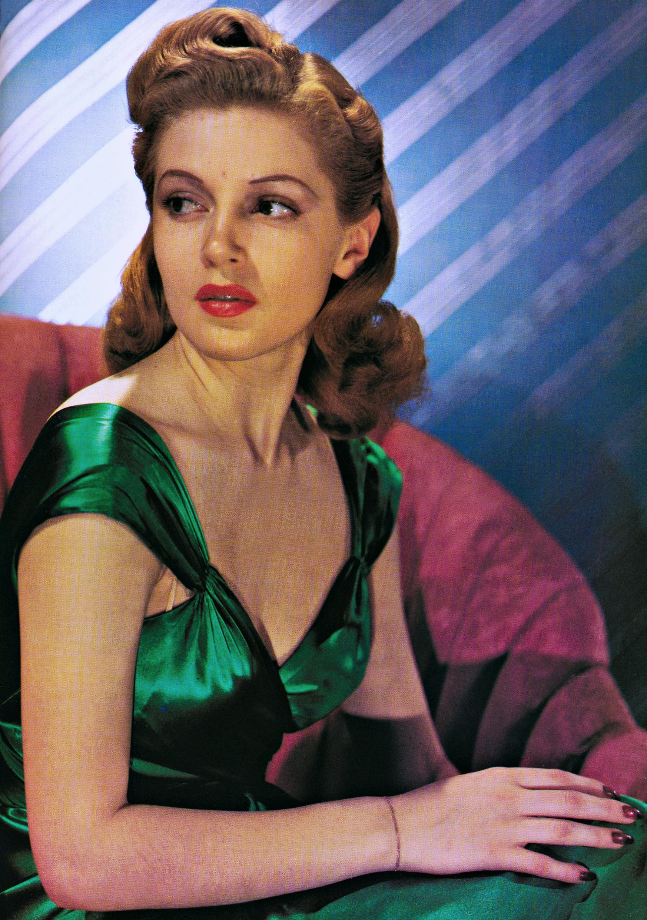 Lana Turner. 1939.