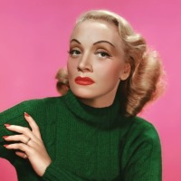 Hollywood Color Glamour Portraits: Marlene Dietrich, Elizabeth Taylor & Lana Turner.